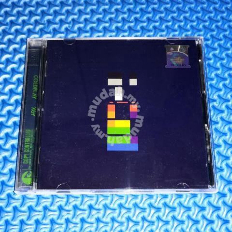 Coldplay - X&Y [2005] Audio CD