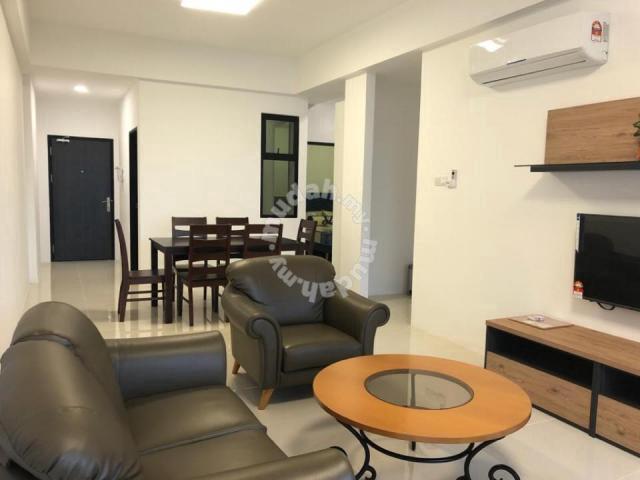 Trinity Residence, 3BR, Apartment, Seng Goon Garden, Airport, Kuching