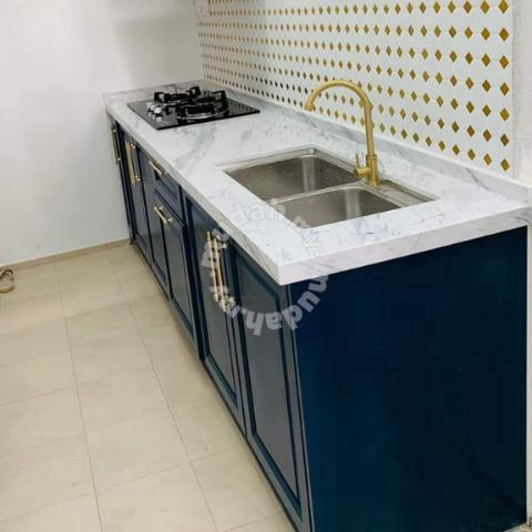 Kitchen Cabinet Island Bar Table Furniture Decoration For Sale In Others Melaka Mudah My