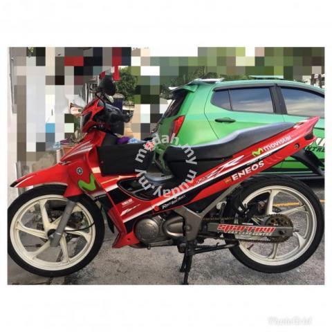 2009 2009 Yamaha 125z