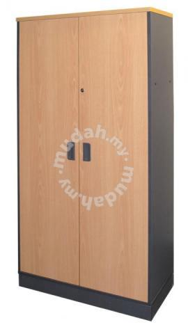 Office Swinging Door Medium Cabinet - Furniture & Decoration