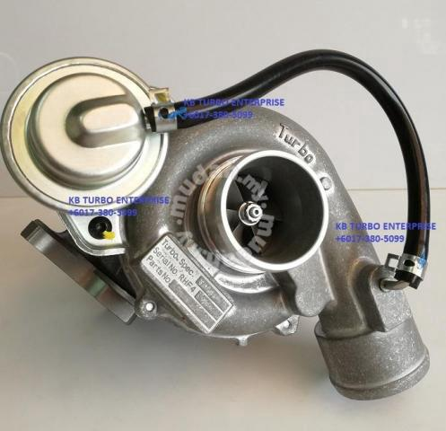 RHF4 Turbo charger Isuzu D-Max 3 0 Standard OEM - Car Accessories & Parts  for sale in Kepong, Kuala Lumpur