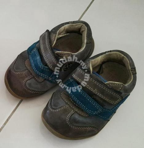 Original Clark baby boy shoes branded