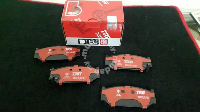 Suzuki swift 1 5/1 6/1 4 trw dtec front brake pad - Car Accessories & Parts  for sale in Subang Bestari, Selangor