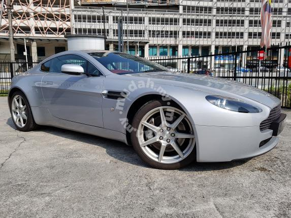2007 Aston Martin Vantage 4 3 V8 A Cars For Sale In Others
