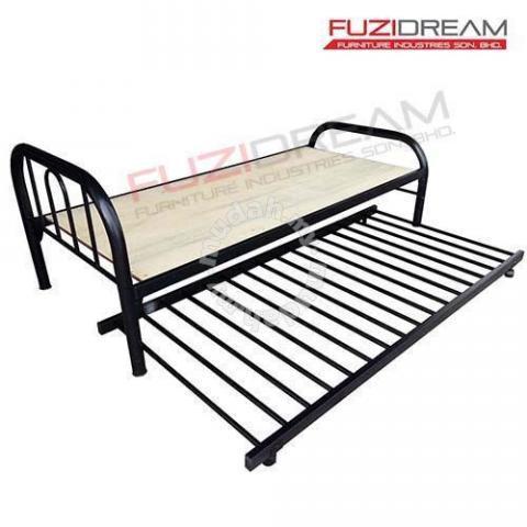 Katil Bujang Single Dengan Pull Out Bed Furniture Decoration For Sale In Alor Setar Kedah Mudah My