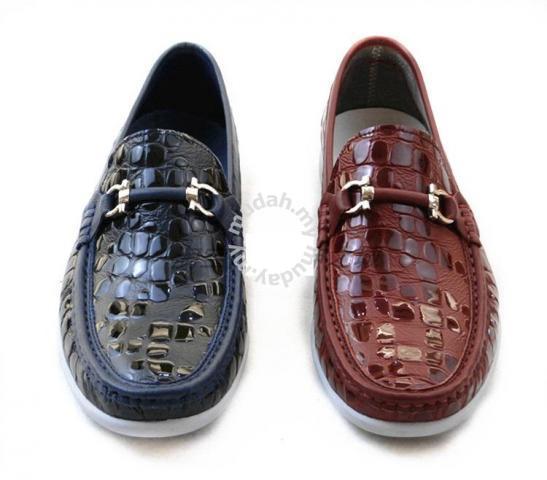 b9ede8fd584 Crocodile men's casual shoes genuine leather - Shoes for sale in OUG, Kuala  Lumpur