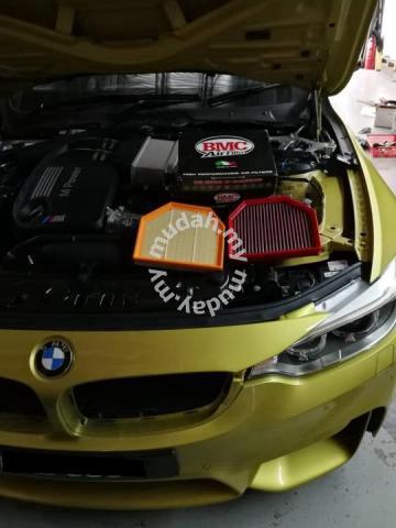 BMC CAR FILTER FOR BMW 4 Series F32//F33//F36//F82 HP 431|Year 14/> M4 Full kit