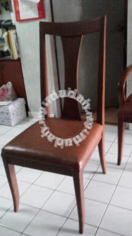Teak Wood Dinning Chairs