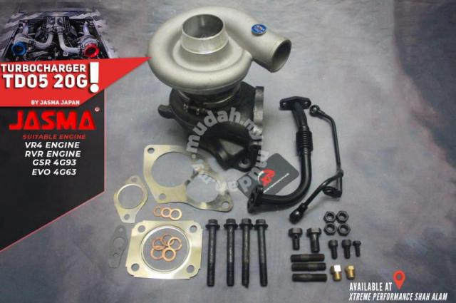 Turbo td05 20g pnp evo 3 gsr vr4 rvr 4g63 4g93 - Car Accessories & Parts  for sale in Shah Alam, Selangor