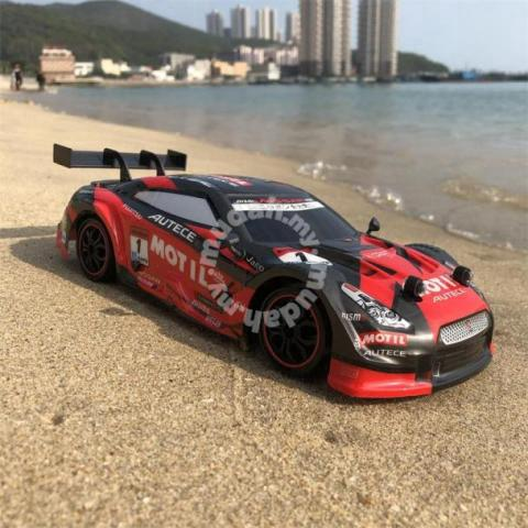 Remote Control Nissan Gtr Rc Drift Car Hobby Collectibles For
