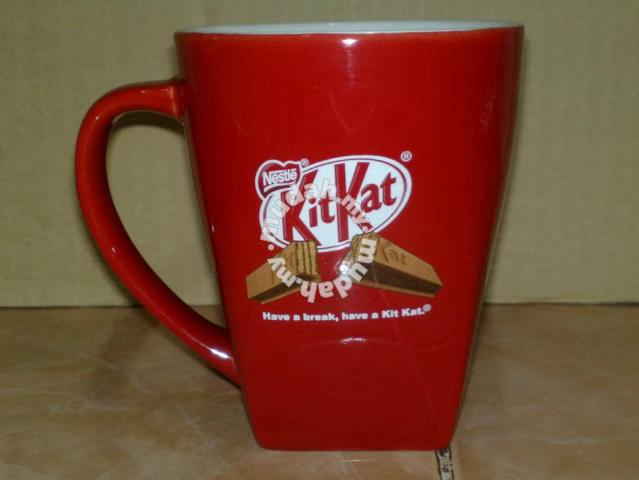 Cawan kit kat mug cup