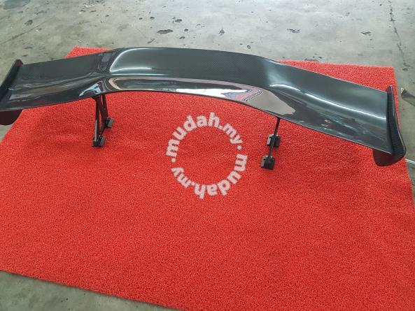 Universal carbon spoiler cabon gt wing 002 - Car Accessories & Parts on
