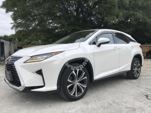 SUNROOF/P BOOT/ 2016 Lexus RX200T 2 0 LUXURY SPEC - Cars for sale in  Others, Kuala Lumpur
