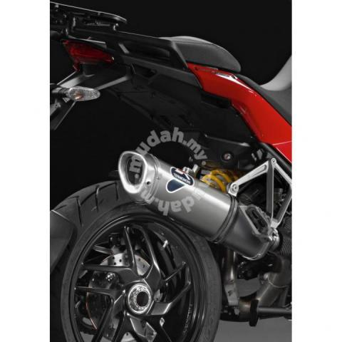 Termignoni Titanium Exhaust Multistrada 1200 - Motorcycle Accessories &  Parts for sale in Pandan Indah, Kuala Lumpur