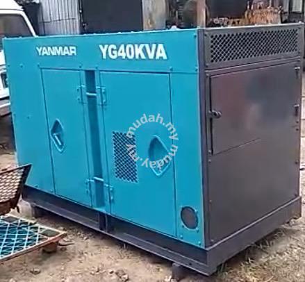 Japan Imported 40KVA Yanmar Genset - Professional/Business Equipment for  sale in Kota Kinabalu, Sabah