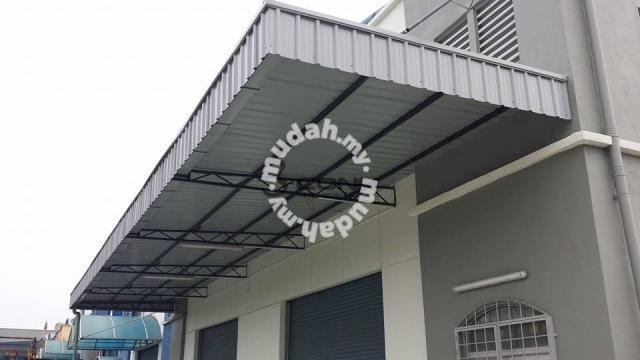 Awning Metal Deck Ms Structure Roofing Furniture Decoration For Sale In Serdang Selangor Mudah My