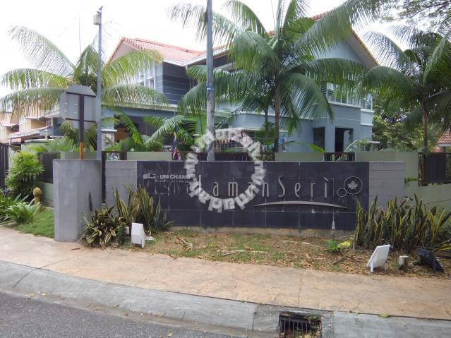 2 Storey Semi D Taman Laman Seri Sec 27 Shah Alam Houses For Sale In Shah Alam Selangor