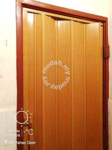 Pintu Tandas Pvc Lipat Premier Bed Bath For Sale In Others Selangor Mudah My