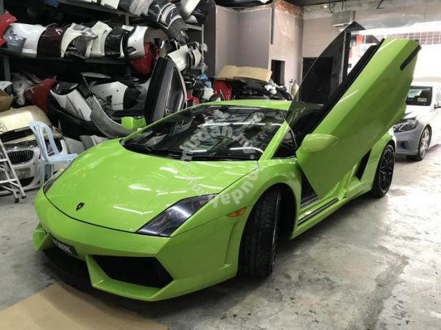 Lamborghini Gallardo Lp560 Lsd Door Lambo Door Car Accessories