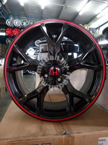 Honda Civic 2016 Type R Rim 17inc Honda City Jazz Car Accessories Amp Parts For Sale In Sungai