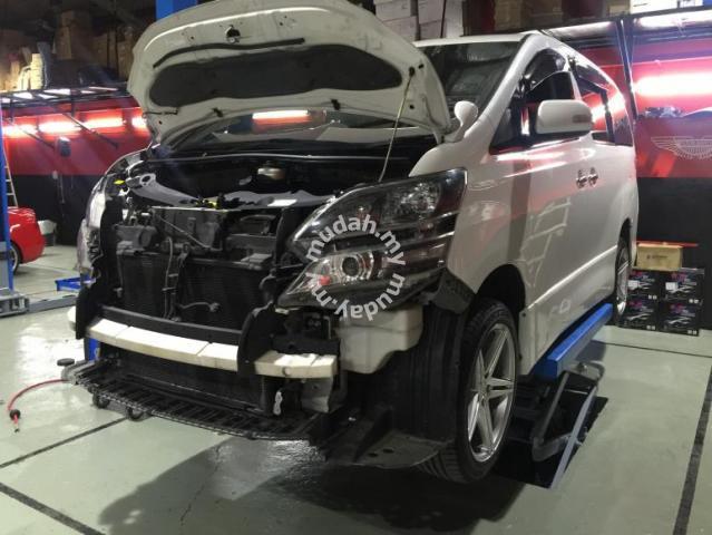 Toyota wish ESTIMA ALPHARD VELLFIRE ENGINE SERVICE - Car Accessories &  Parts for sale in Setapak, Kuala Lumpur