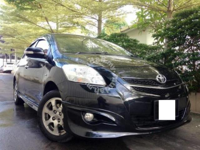 Toyota Vios 1 5E (A) FULL SPEC