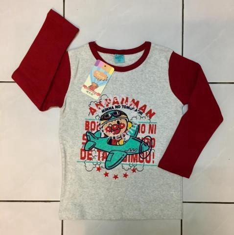 be13dd92c Baby boy long sleeve top (Anpanman) - Moms   Kids for sale in ...