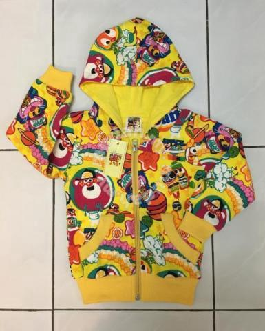 5abe04afd Baby sweater jacket with hood (yellow) - Moms   Kids for sale in ...