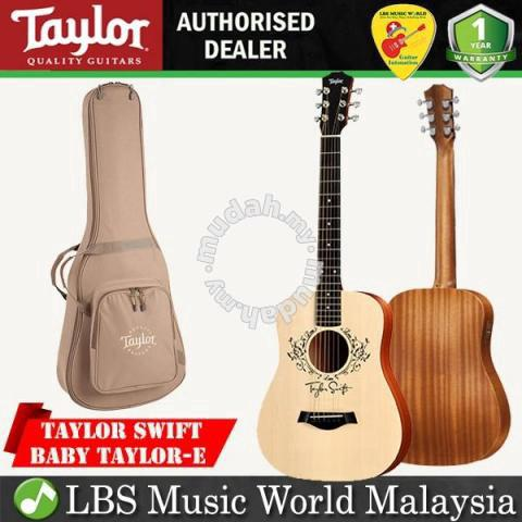 Taylor Swift Guitar W Pickup Music Instruments For Sale In Bukit Jambul Penang Mudah My