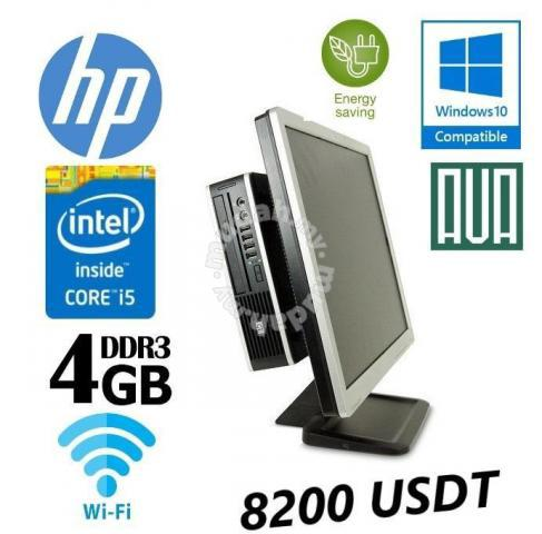 HP Elite 8200 USDT Core i5 19