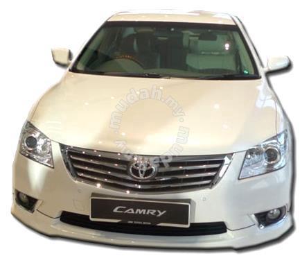 Toyota camry 2011 body kit