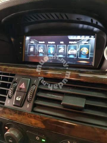 Bmw 5 E60 E90 M5 android 8 8' car palyer NEW MAX - Car Accessories & Parts  for sale in Gombak, Kuala Lumpur