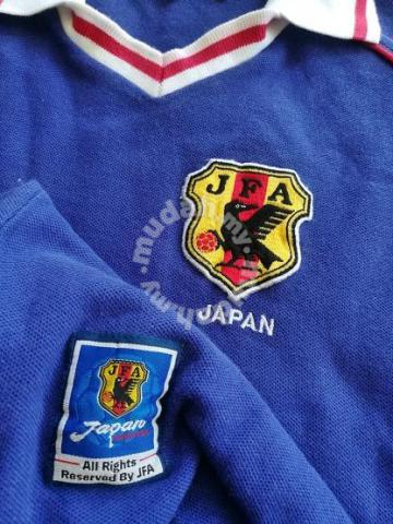 pretty nice ac394 5ee3b JAPAN national team shirt ring flag town kueii - Clothes for sale in Kulim,  Kedah
