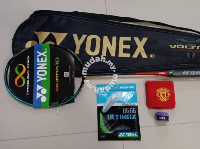 Raket Yonex Astrox 88s & Voltric Z Force II LD LCW - Sports & Outdoors for  sale in Others, Johor