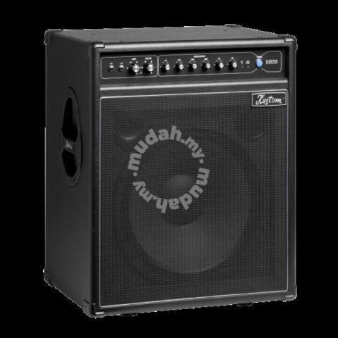Kustom KXB200 Combo Bass Guitar Amp - 200W