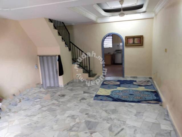 Taman Desa Murni Double Storey Terrace