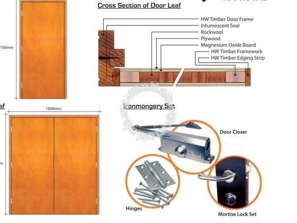 Fire Rated Door Furniture Amp Decoration For Sale In Kota