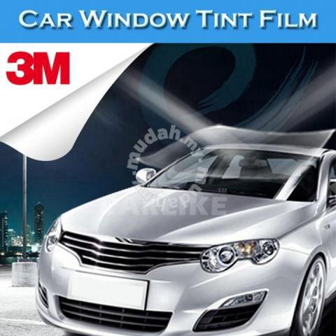 3m or llumar tint 3in1 security film ir97 hot deal car accessories parts for sale in kepong. Black Bedroom Furniture Sets. Home Design Ideas