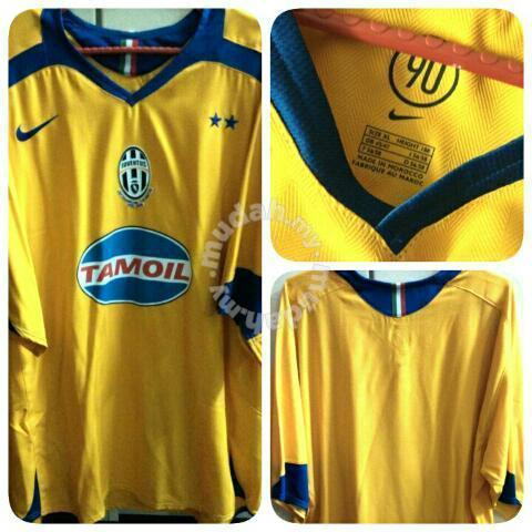 best website 4e164 0d47d Juventus Nike Third Kit 2005-2006 Jersey XL Ori - Clothes for sale in Taman  Desa, Kuala Lumpur