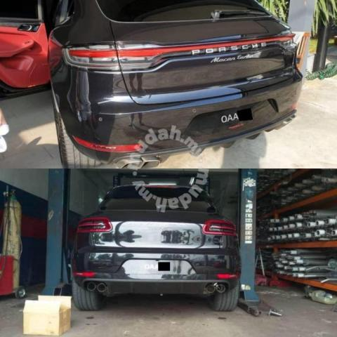 new appearance retail prices pretty cool Porsche 95B Macan facelift Rear Conversion 2019 - Car Accessories & Parts  for sale in Shah Alam, Selangor