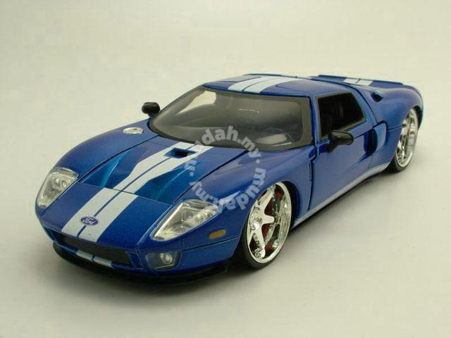 Ford Gt   Model Car Fast Furious  Hobby Collectibles For Sale In Kuching Sarawak
