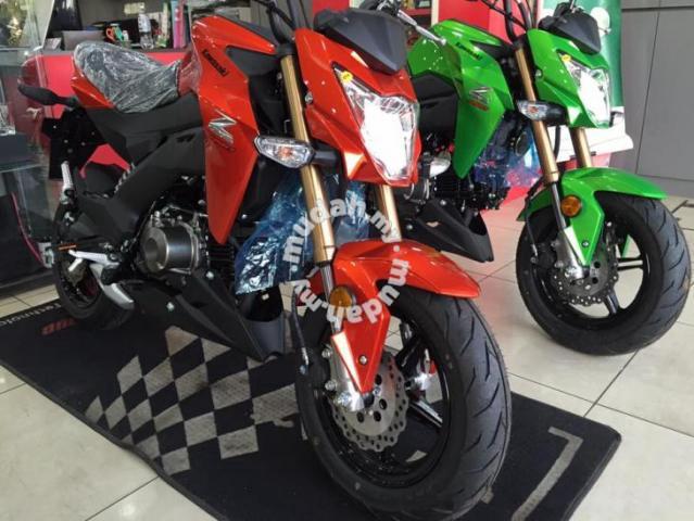 Kawasaki Z125 Pro Super Mini Bike Motorcycles For Sale In City