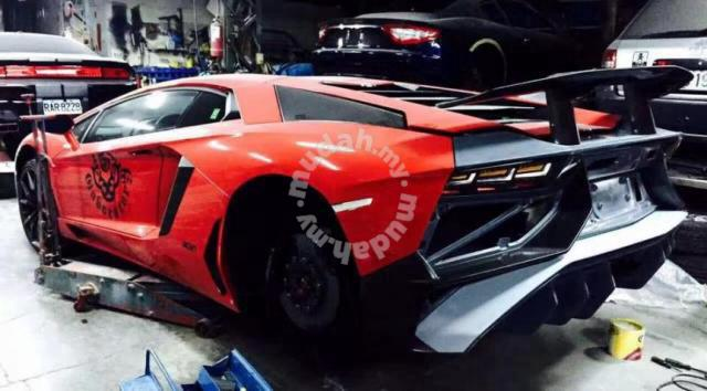 Lamborghini Lp Engine Service Rebuilt Mobil 1 Car Accessories