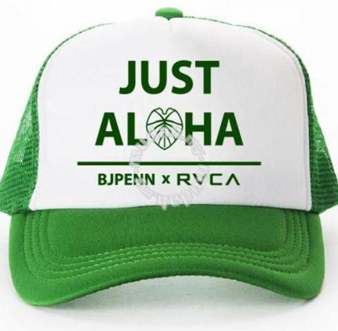 RVCA just aloha trucker cap - Clothes for sale in City Centre 2e49cc31478
