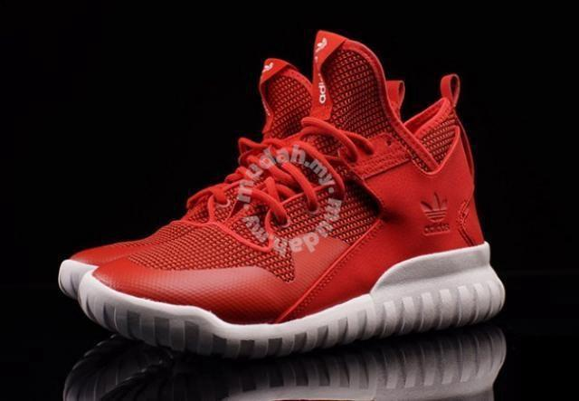 new images of latest discount popular brand Adidas shoes Tubular Primeknit Red - Shoes for sale in Kuchai Lama, Kuala  Lumpur