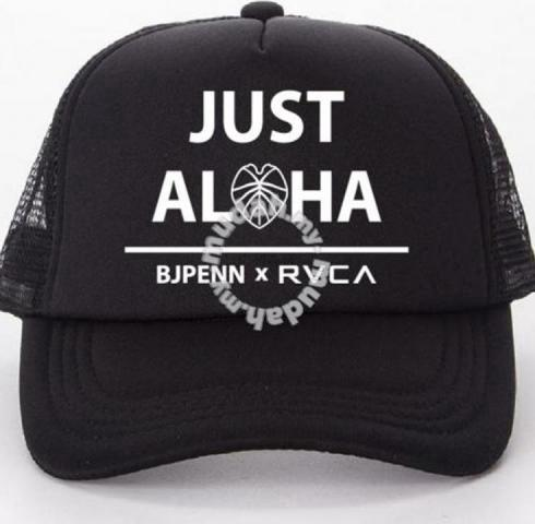 810ed154e48e6 ... italy rvca just aloha trucker cap clothes for sale in city centre kuala  lumpur 390a3 1f163