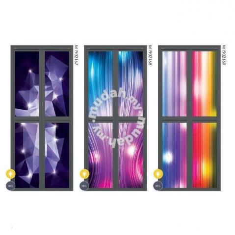 Bi Fold Door Pintu Bilik Air Aluminium Lipat Tahan Furniture Decoration For Sale In Bukit Mertajam Penang Mudah My