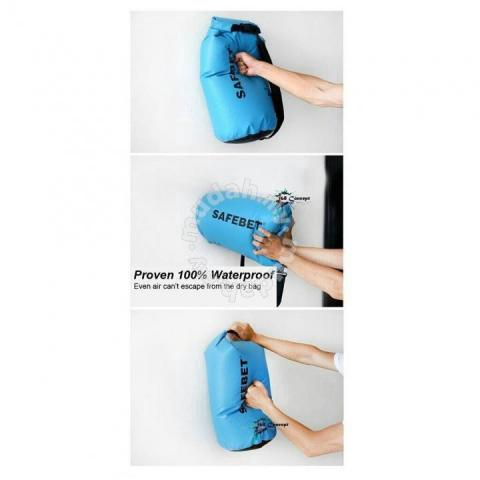 10l waterproof bag / safebet 01 - Sports & Outdoors for sale in Others, Johor