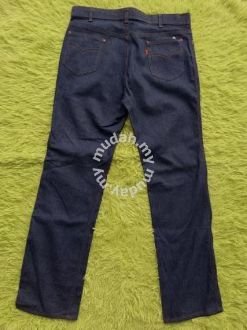 Vintage 70's Levi's Saddleman Deadstock Jeans - Clothes for sale in Melaka  Tengah, Melaka